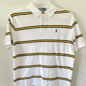 Polo Ralph Lauren Classic-Fit Striped Short-Sleeve